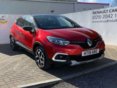 used Renault Captur 1.5 dCi GT Line (s/s) 5dr