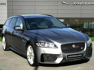 used Jaguar XF Sportbrake 3.0d V6 300 Sport Auto (s/s) 5dr