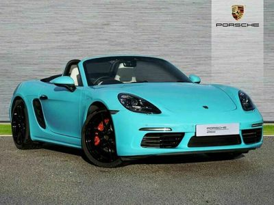 used Porsche Boxster 2.5 S 2dr PDK