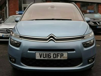 used Citroën Grand C4 Picasso 1.6 BlueHDi Exclusive+ 5dr EAT6