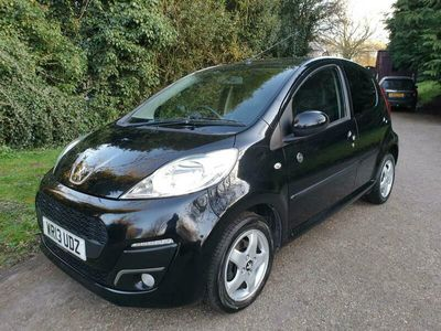 used Peugeot 107 Hatchback 1.0 Envy (05/13-) 5d