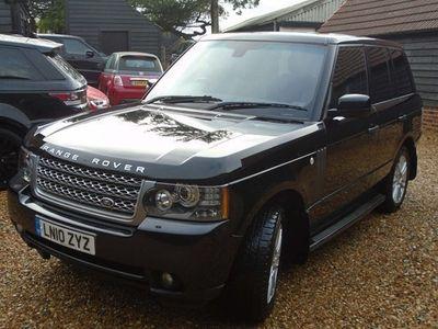 used Land Rover Range Rover Estate 3.6 TDV8 VOGUE (09) 4d Auto