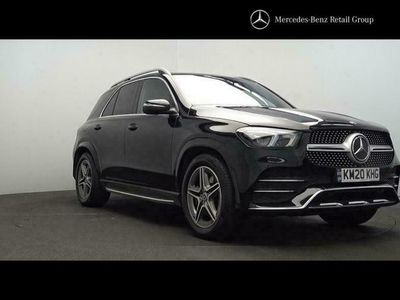used Mercedes GLE450 AMG 4Matic AMG Line 5dr 9G-Tronic [7 Seats] 3.0
