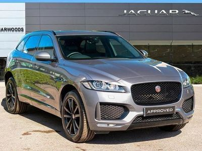 used Jaguar F-Pace 2.0 i4 Diesel (180PS) Chequered Flag AWD