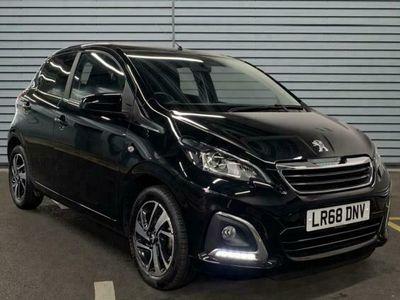 used Peugeot 108 1.0 Allure Hatchback 5dr Petrol (72 ps)