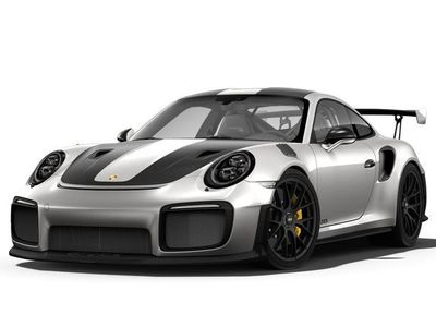 used Porsche 911 GT2 RS