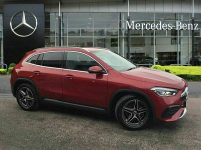 used Mercedes GLA200 AMG Line 5dr Auto 1.3