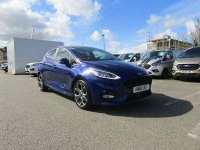 used Ford Fiesta 1.0 Ecoboost 140 St-Line 5Dr