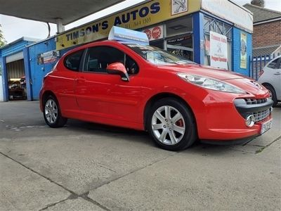 used Peugeot 207 1.6 HDi 110 Sport 3dr
