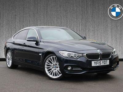 used BMW 428 4 Series i Luxury 5dr Auto [Professional Media]