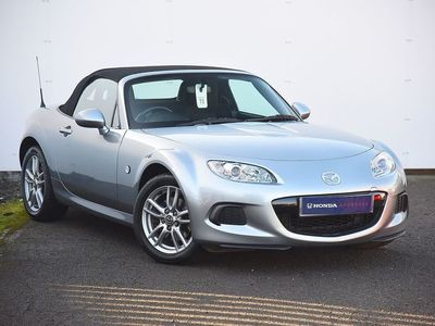 used Mazda MX5 1.8i SE 2dr [17inch Alloy] Convertible 2014