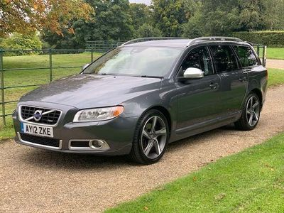 used Volvo V70 2.4 D5 R-Design Geartronic 5dr