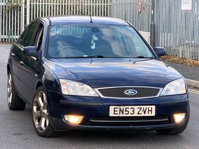 used Ford Mondeo 2.0 TDCi Ghia X 5dr
