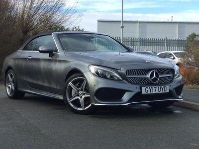 used Mercedes C250 C-ClassAmg Line Premium Plus 2Dr Auto