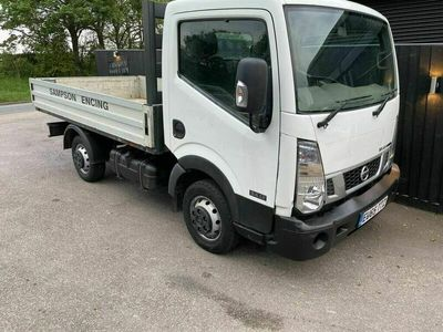 used Nissan Cabstar NT4002.5TD 34.12 Dropside Truck