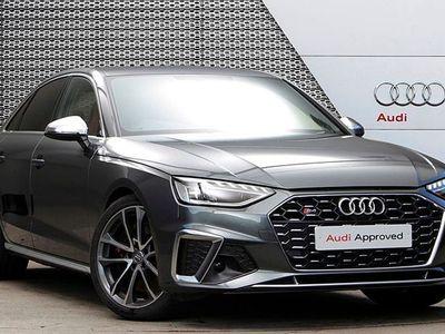 used Audi S4 TDI Quattro 4dr 3.0