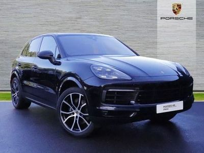 used Porsche Cayenne 5dr Tiptronic S