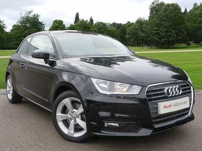 used Audi A1 Sport 1.4 TFSI 125 PS 6-speed