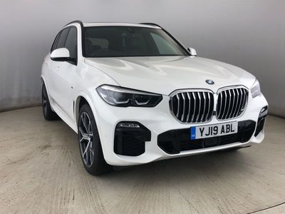 used BMW X5 2019 Chester xDrive30d M Sport