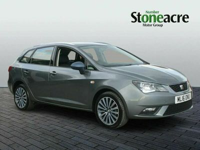 used Seat Ibiza Sport Tourer 1.2 TSI 90 Connect 5dr