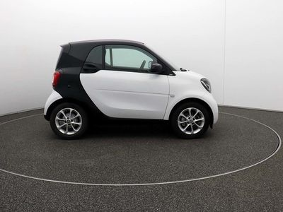 used Smart ForTwo Cabrio PASSION Coupe 2016