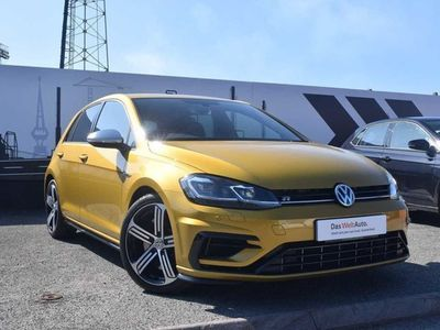 used VW Golf 2.0 TSI 300 R 5dr 4MOTION DSG
