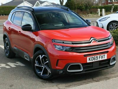 used Citroën C5 Aircross C5 Aircross SUV 1.5 BlueHDi Flair EAT8 (s/s) 5dr