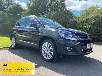 used VW Tiguan Match Edition 2.0 5dr
