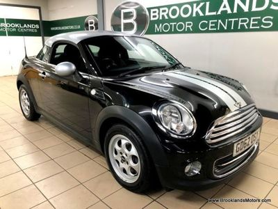 used Mini Cooper Coupé 1.6 [5X SERVICES]