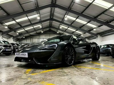 used McLaren 570S 3.8 V8 SSG 2d 562 BHP 2-Door Sports Exhaust
