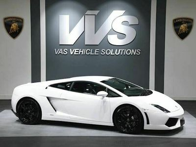 used Lamborghini Gallardo 5.0 (500bhp) Coupe