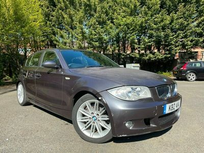 used BMW 118 1-Series Hatchback i M Sport 5d (6)