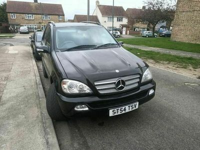 used Mercedes ML270 M Class 2.7CDI Special Edition 5dr