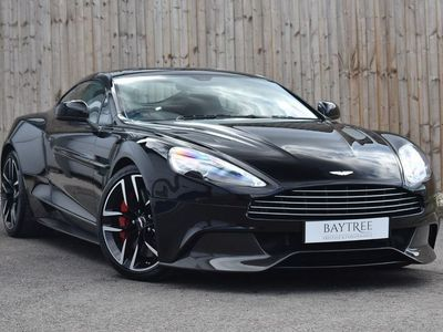 used Aston Martin Vanquish 5.9 V12 S Touchtronic III 2dr