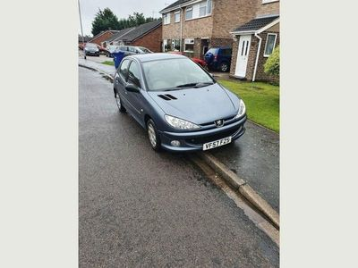used Peugeot 206 1.4 Look 5dr