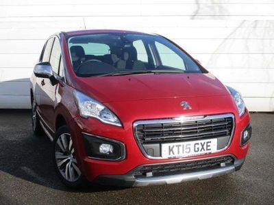used Peugeot 3008 2015 Launceston 1.6 BlueHDi Active (s/s) 5dr