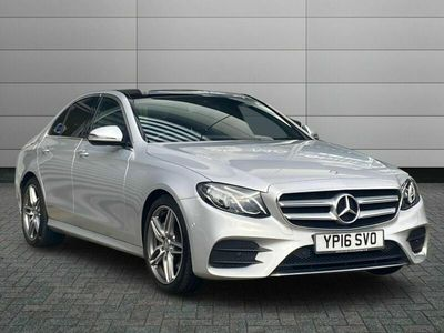 used Mercedes C220 Ed AMG Line Saloon 2.0 4dr
