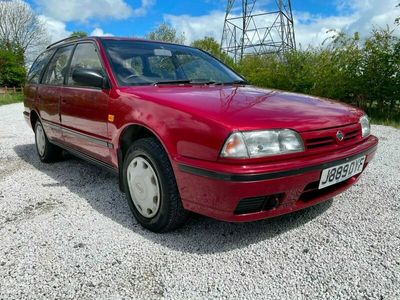 used Nissan Primera (J) 2.0i GS 5dr OWNER PASSED AWAY IN GARAGED EVER SINCE!
