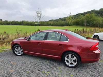 used Volvo S80 2.4 D SE Lux Geartronic 4dr