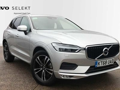 used Volvo XC60 2.0 D4 Momentum Pro 5Dr Awd Geartronic