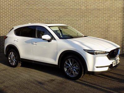 used Mazda CX-5 2.0 Sport Nav+ 5dr Estate