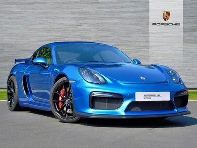 used Porsche Cayman 3.8 GT4 2dr