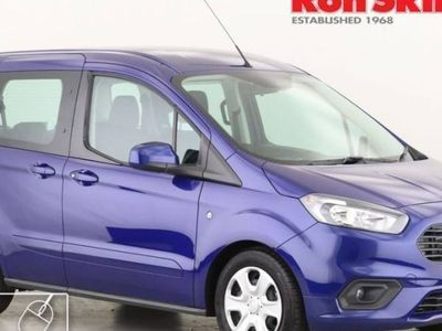 used Ford Tourneo DIESEL MANUAL MPV 5 DOORS
