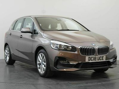 used BMW 220 Active Tourer d xDrive Luxury