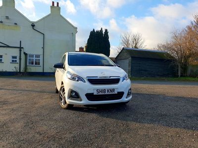 used Peugeot 108 1.2 PureTech Collection 5dr