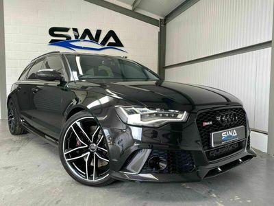 used Audi RS6 Avant 4.0 TFSI V8 Avant Tiptronic quattro (s/s) 5dr