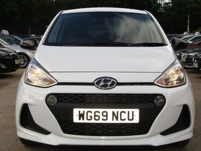 used Hyundai i10 Hatchback Play 1.0 MPi 67PS 5d