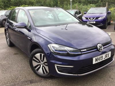 used VW Golf 99Kw E-Golf 35Kwh 5Dr Auto