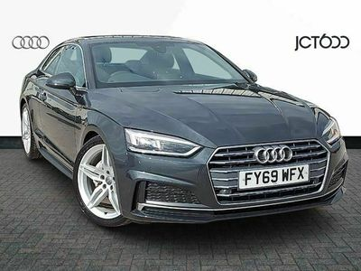 used Audi A5 A5Coup- S line 40 TDI 190 PS S tronic diesel coupe