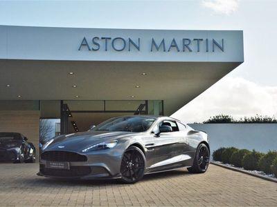 used Aston Martin Vanquish S Coupe 2017